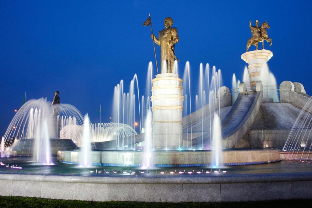 ашхабад-столица туркменистана фото