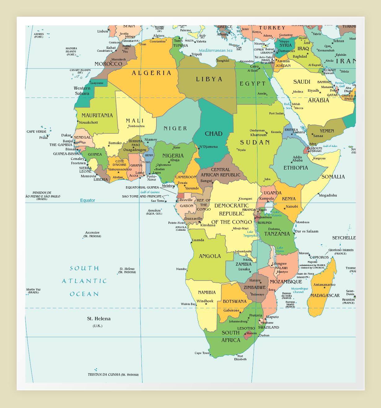смотреть африка: