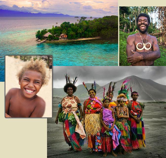 Гомосексуальные отношения у аборигенов океании